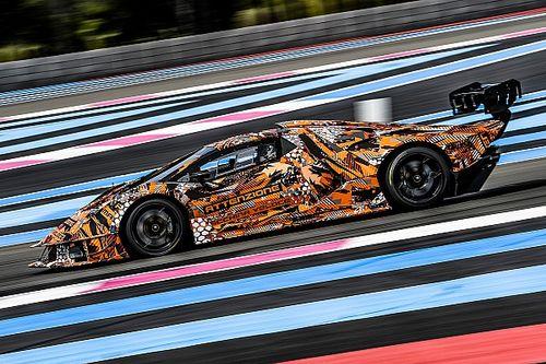 Rivoluzione Lamborghini: SCV12, prima auto da pista senza roll-cage