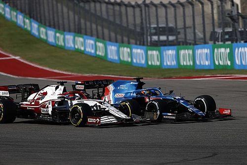 """Alonso insiste : """"Il faut juste appliquer les règles"""""""
