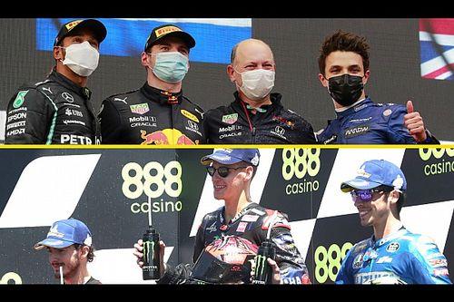 Report Live: commentiamo insieme a voi F1 e MotoGP