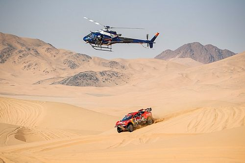Dakar Rally reveals first details of 2022 Saudi Arabia event
