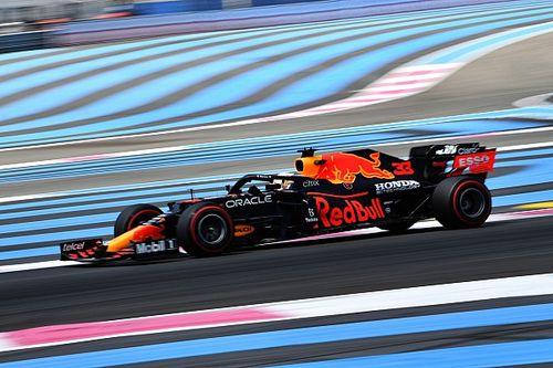 Verstappen maquilla el viernes y Alonso y Alpine brillan en Francia