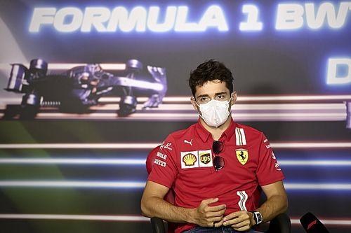 Leclerc confiesa que Ferrari conoce su problema pero no la solución