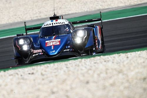 Portimao WEC: Alpine beats Toyota to maiden pole position