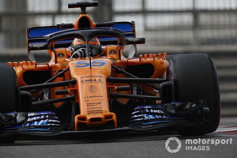 Sainz espera que McLaren
