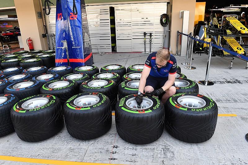 Beváltak a Pirelli fejlesztései – idén már jobbak lesznek az intermediate-ek és az esőgumik