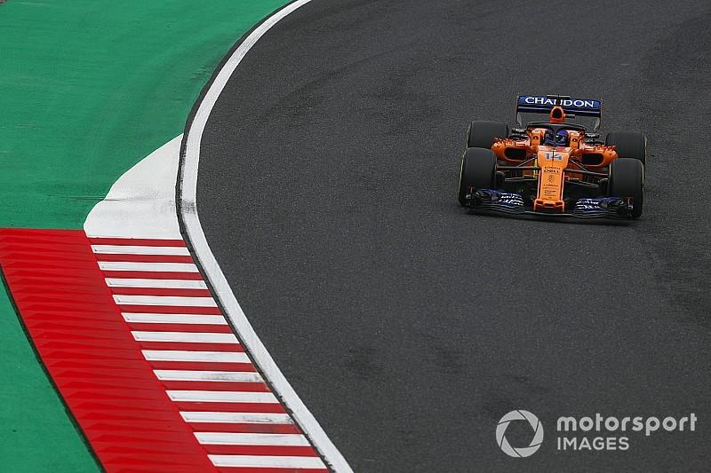 Alonso dice que su posición 18 en Japón es