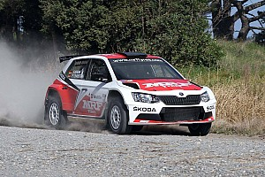 Other rally Leg report New Zealand APRC: Kreim retains lead as Gill suffers puncture