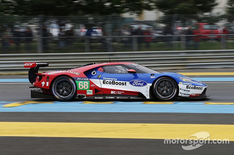 ford preparing to go like hell at le mans 24 hours. Black Bedroom Furniture Sets. Home Design Ideas