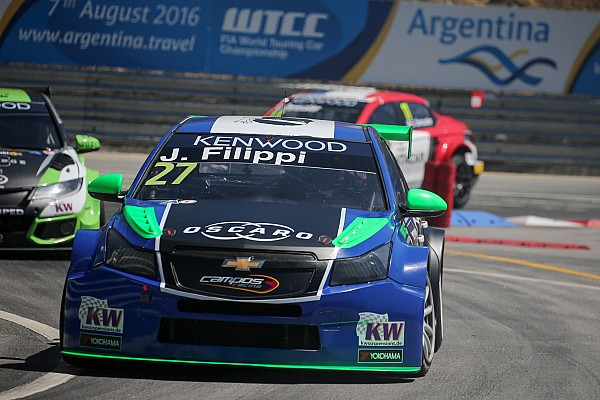 WTCC Filippi set for fourth WTCC campaign in 2017