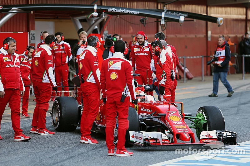 Ferrari seeks reliability, performance answers in final F1 test