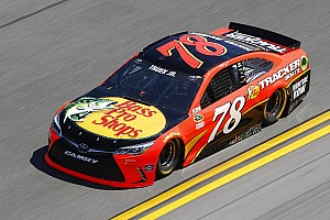 NASCAR Cup Breaking news Truex's crew chief placed on NASCAR probation
