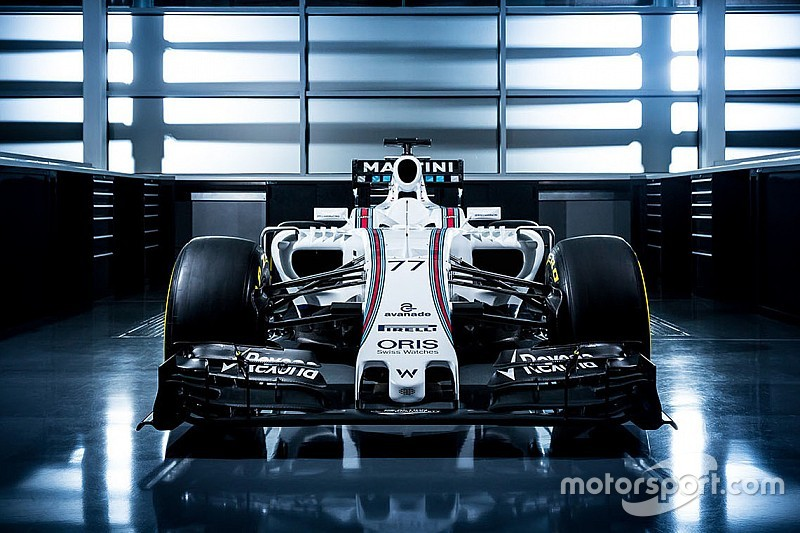 Williams: FW38 addresses slow-corner weakness