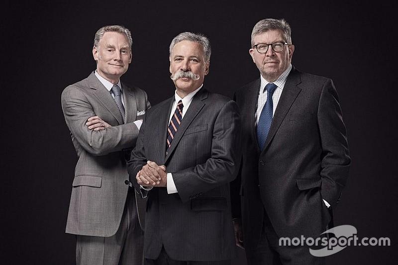 布朗加入F1新高层,出任赛车主管