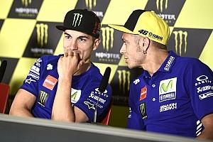 MotoGP BRÉKING MotoGP: Rossi szerint Vinales nem tudja, mit vesztett a Yamaha
