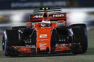 Formel 1 News Wird immer besser: Vandoorne erfüllt McLarens Erwartungen in der F1