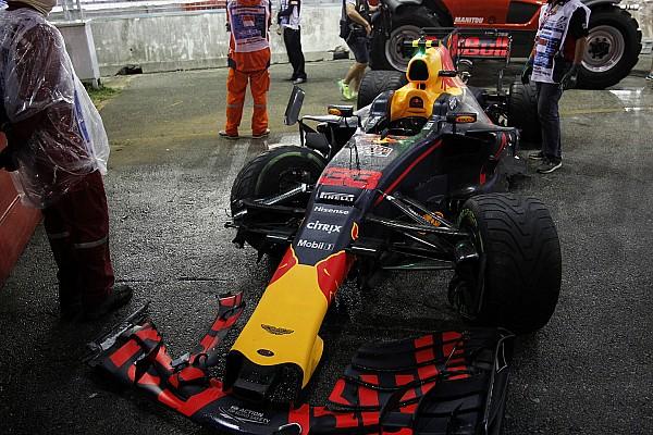 Verstappen: Red Bull'un galibiyet için en iyi şansı Singapur'du