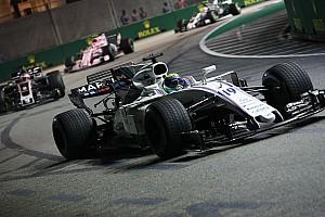 فورمولا 1 مقالة خاصة عمود ماسا: فيتيل كان عدائياً خلال حادثة اللفة الأولى في سباق سنغافورة