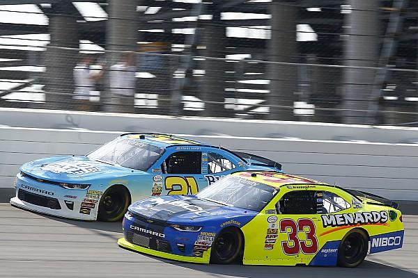 NASCAR XFINITY RCR realigns Xfinity crew chief lineup for Charlotte