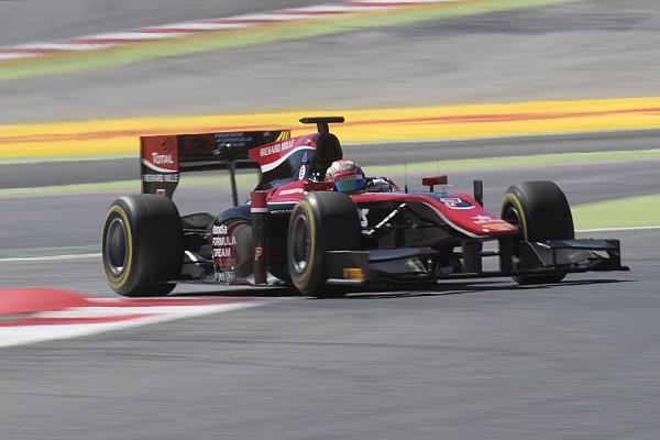 FIA F2 Reporte de la carrera Matsushita se lleva la victoria tras un error de Latifi