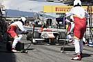 FIA F2 Merhi: