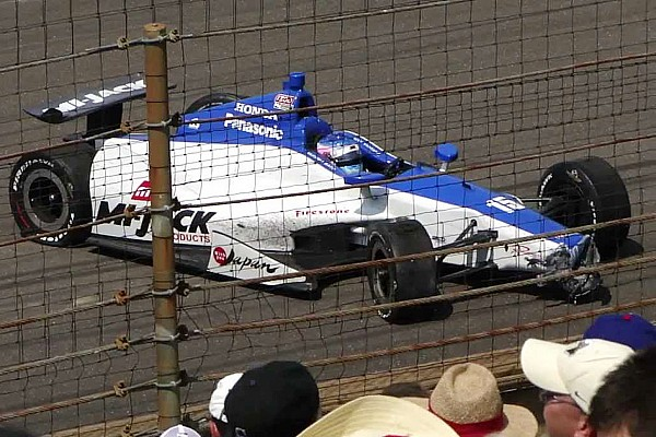 What Sato learned from his famous defeat in the 2012 Indy 500