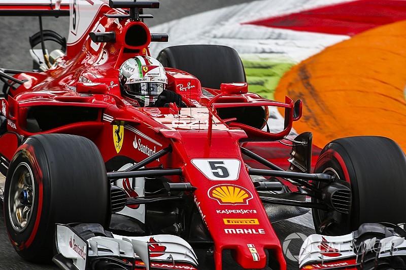 Vettel úgy érzi, sok van még a Ferrariban hazai pályán