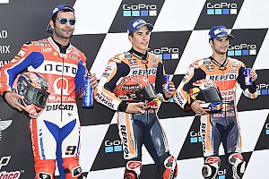 MotoGP Résultats La grille de départ du Grand Prix d'Allemagne MotoGP