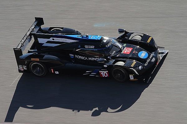 IMSA Cadillac y Ford lideran en la primera práctica en Laguna Seca