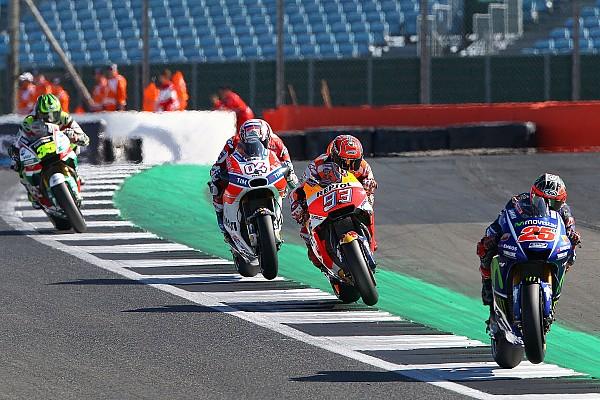 MotoGP Viñales over motorplof Marquez: