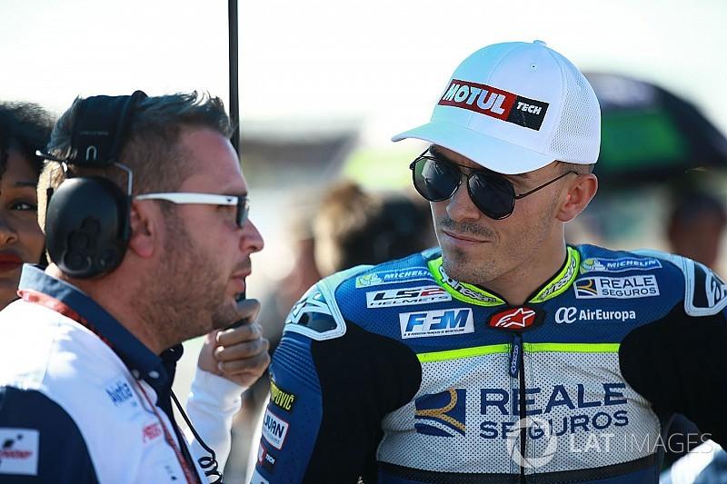 """""""Aucun regret"""" pour Loris Baz alors qu'approche son départ du MotoGP"""