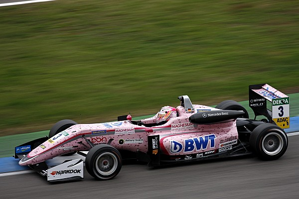 F3-Euro Gunther cierra la temporada de la FIA F3 con un triunfo