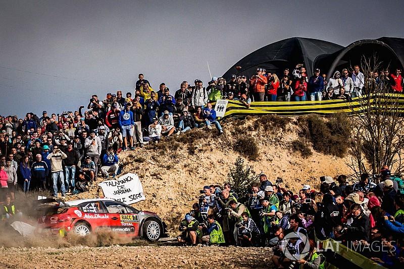 Meeke se lleva el Rally RACC y Ogier se acerca al título