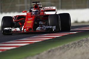 F1 测试报告 季前测试收官日上午:莱科宁做出1分18秒,阿隆索两度停车