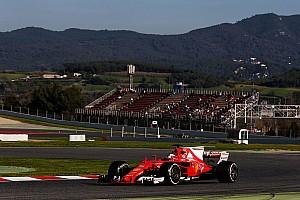 F1 Reporte de pruebas Vettel termina al frente el penúltimo día en Barcelona