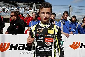 EK Formule 3 Nieuws F3 Zandvoort: Norris moet pole voor race 2 inleveren