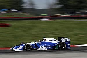 IndyCar 速報ニュース 【インディカー】ミドオハイオ予選:佐藤琢磨「良い予選だった」
