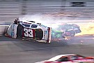 Fontaine suffers fractured vertebra in ARCA Daytona rollover