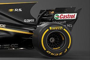 Forma-1 BRÉKING Stúdiófotókon a 2017-es F1-es Renault: részletek, finomságok