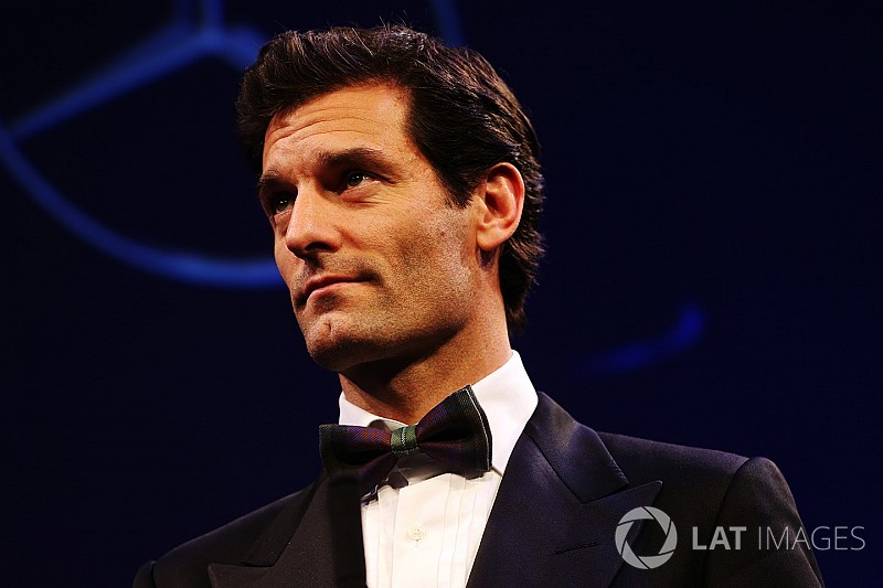 Webber inducted into Australian Motor Sport Hall of Fame