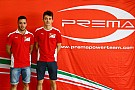 Prema konfirmasi duet Leclerc-Fuoco di GP2 2017