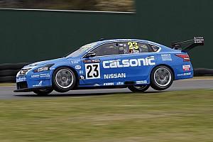 Supercars Practice report Sandown 500: Caruso leads practice, Penske and T8 tangle