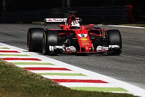 Formel 1 News Formel 1 2017 in Monza: Vettel mit unsichtbarem Abflug