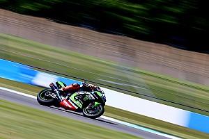 Superbikes Raceverslag WSBK Donington: Sykes wint, sterke opmars Van der Mark