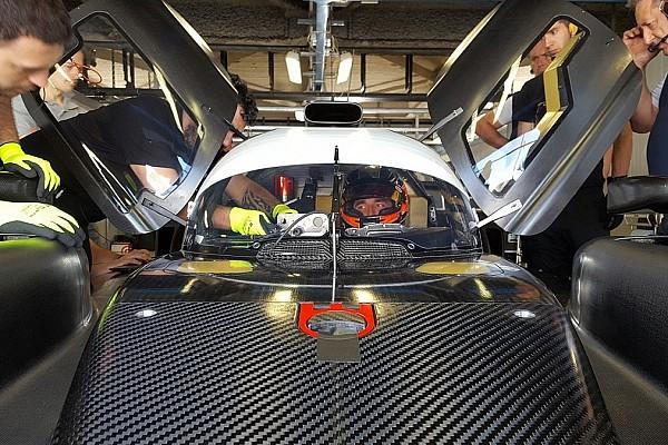 WEC Breaking news Kubica tes mobil LMP2 SMP Racing di Monza
