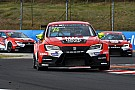 TCR Craft-Bamboo Racing back on the podium in Hungary