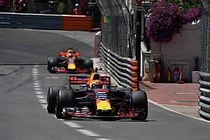Verstappen todavía no olvida el podio que perdió en Mónaco