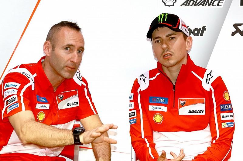 Гоночний інженер Лоренсо не піде з іспанцем до Honda