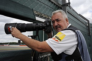 Formula 1 Curiosità Il mio lavoro in F.1… Fotografo per Sutton Images