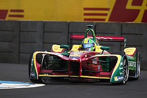 Formula E Yarış raporu Mexico City ePrix: Di Grassi yarışı son sıradan kazandı