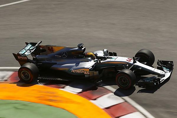 Formule 1 Actualités Mercedes a